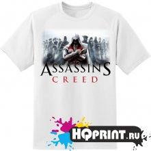 Футболка Assassin's creed (9)