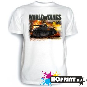 Футболка World of tanks (2)