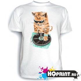 Футболка DJ Cat