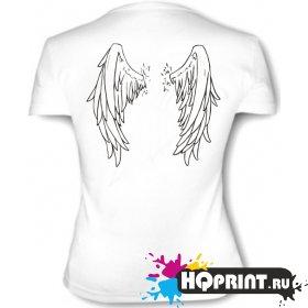 Футболка Крылья ангела