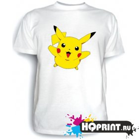 Футболка Pikachu