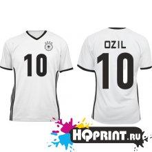 Футболка сборной Германии – Озиль