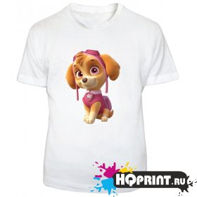 Детская футболка Скай