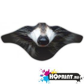 Ветрозащитная маска Енот