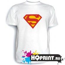 Футболка Superman (лого)