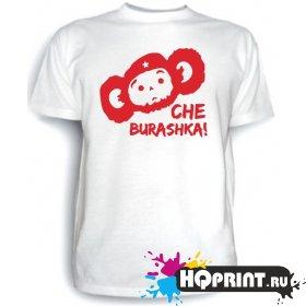Футболка Che Burashka