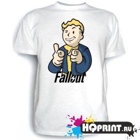 Футболка Fallout Boy
