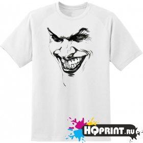 Футболка лицо Jokera