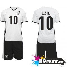 Футбольная форма сборная Германии – Озиль