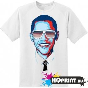 Футболка Barack Obama