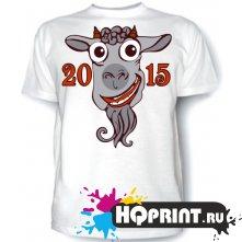 Футболка 2015 (с козой)