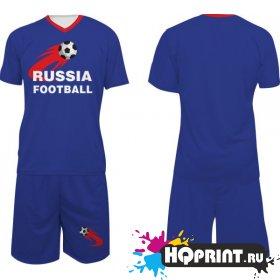 Футбольная форма сборная России FTF 5