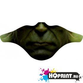 Ветрозащитная маска Халк 2