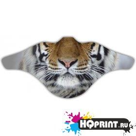 Ветрозащитная маска Тигр