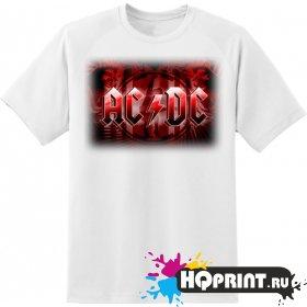 Футболка AC//DC