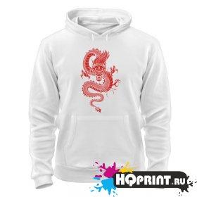 Толстовка Китайский дракон