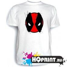 Футболка Deadpool (маска)