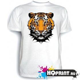 Футболка Тигр (рисунок)