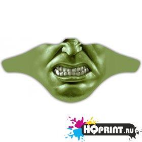 Ветрозащитная маска Халк