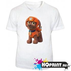 Детская футболка Зума