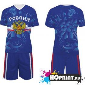 Футбольная форма сборная России FTF