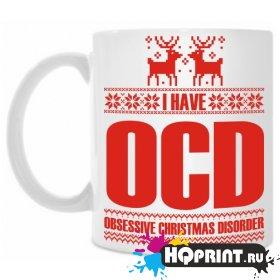 Кружка OCD