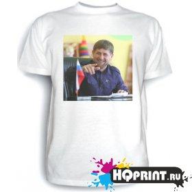Футболка Рамзан Ахматович Кадыров