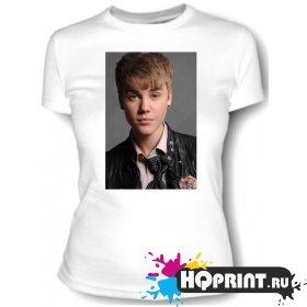 Футболка Justin Bieber