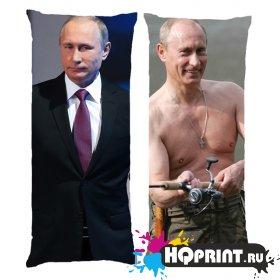 Дакимакура С Путиным наволочка