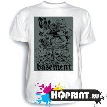 Футболка The basement