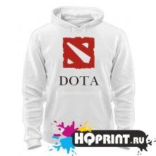 Толстовка Dota (логотип)