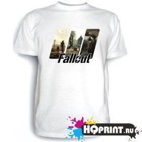 Футболка игра Fallout