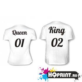 Футболки King 01 (Queen 02)