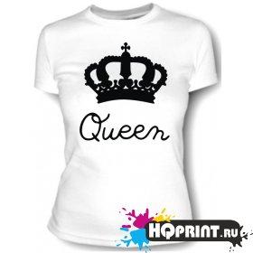 Футболка Queen (с короной)