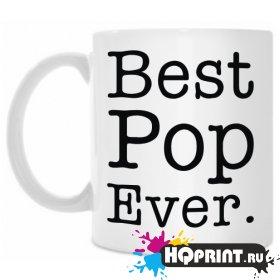 Кружка Best pop ewer
