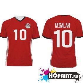 Футболка сборной Египта – Салах