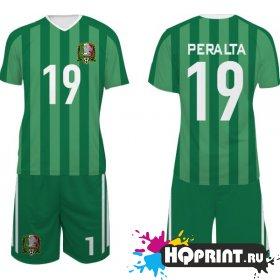 Футбольная форма сборная Мексики – Перальта