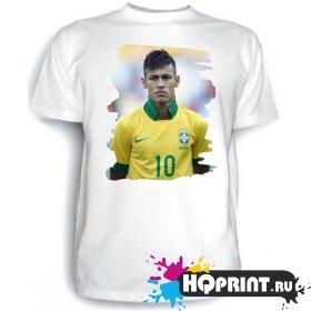 Футболка Neymar
