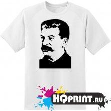 Футболка товарищ Сталин