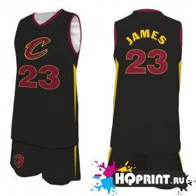 Баскетбольная форма NBA Леброн Джеймс Кливленд Кавальерс №23