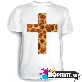 Футболка Жираф