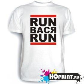 Детская футболка Run