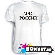 Футболка МЧС России