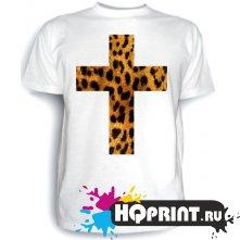 Футболка Леопард