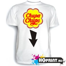 Футболка Chupa chups