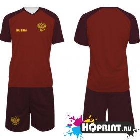 Футбольная форма сборная России FTF 2