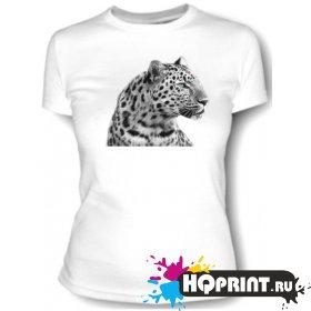 Футболка Леопард (профиль)